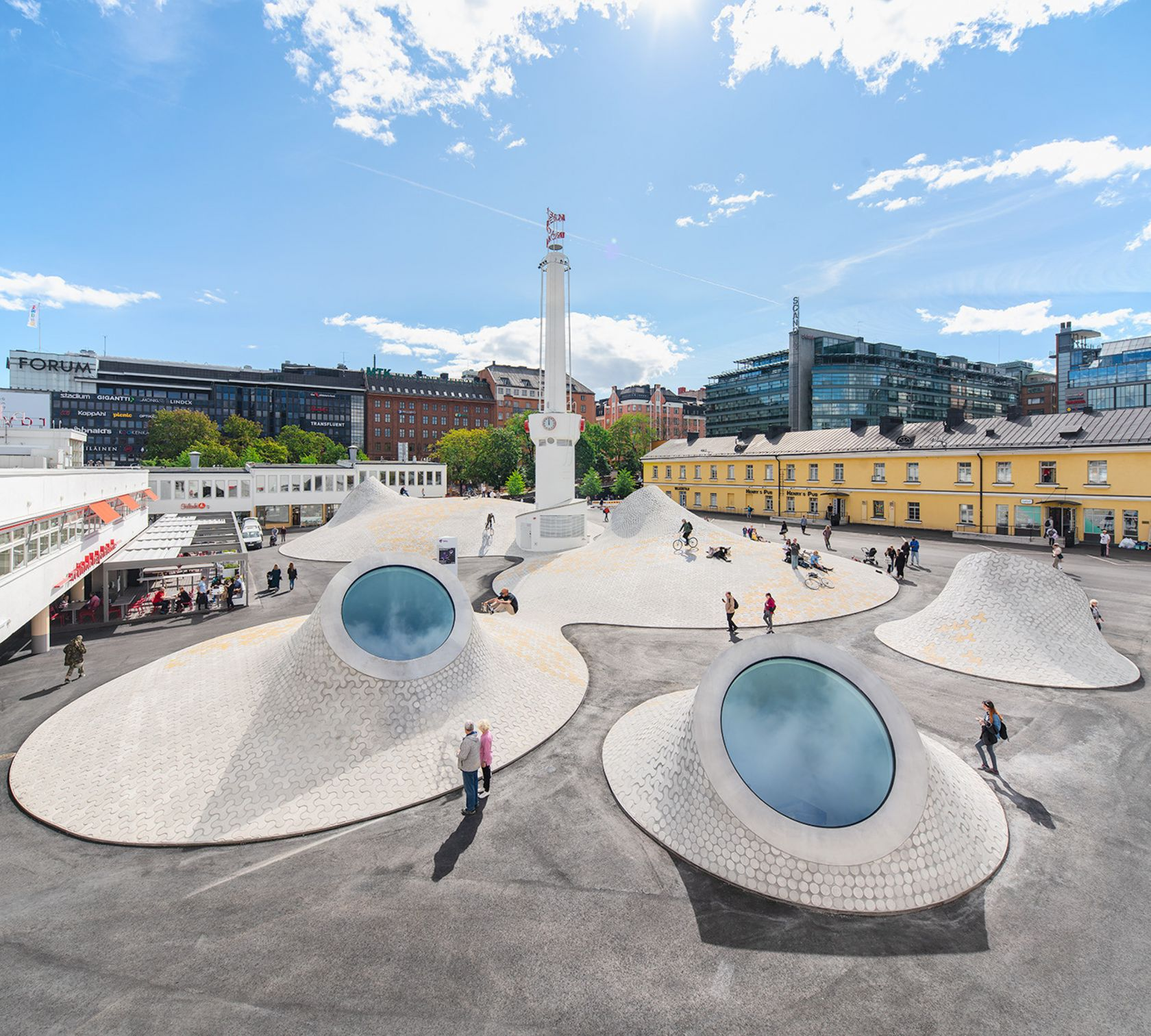 Is Helsinki the new small-scale city break we're all craving?