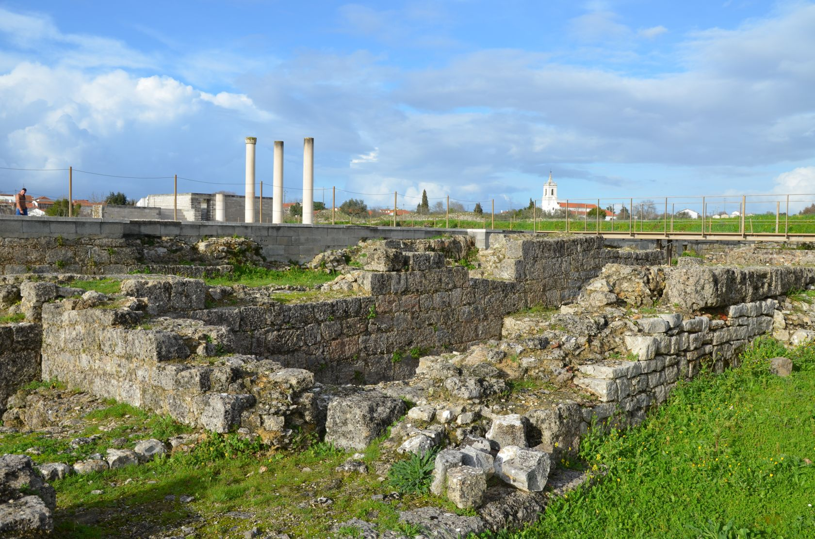 Excavations in the ruins of Conímbriga reveal enormous archaeological potential