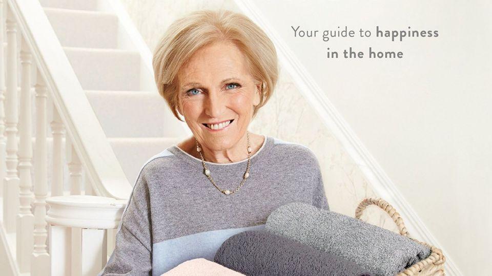 Critique de livre - Trucs et astuces de Mary's Household: Votre guide du bonheur à la maison, par Mary Berry